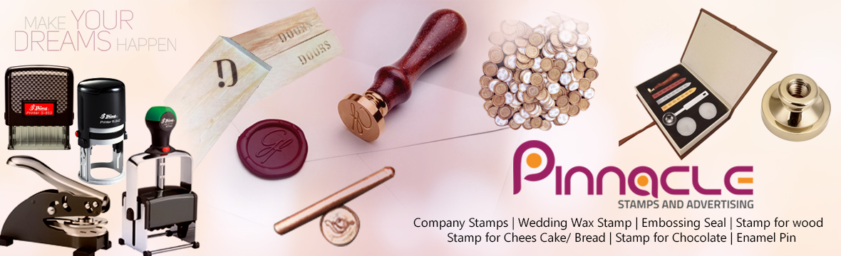 PINNACLE STAMPS AND ADVERTISING Company Rubber Stamp And Custom Wax Stamps Maker In Dubai Pinnacle